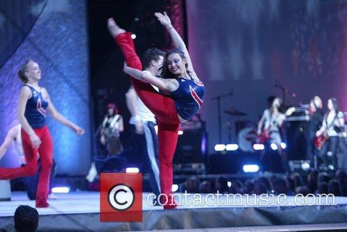 Gymnastics Superstars Of Team Usa Perform At The Verizon Center 5