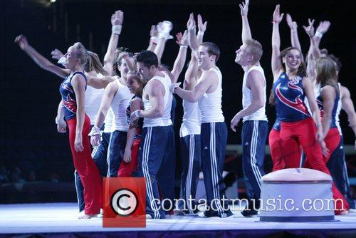 Gymnastics Superstars Of Team Usa Perform At The Verizon Center 6