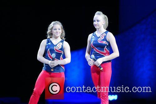Gymnastics Superstars Of Team Usa Perform At The Verizon Center 4