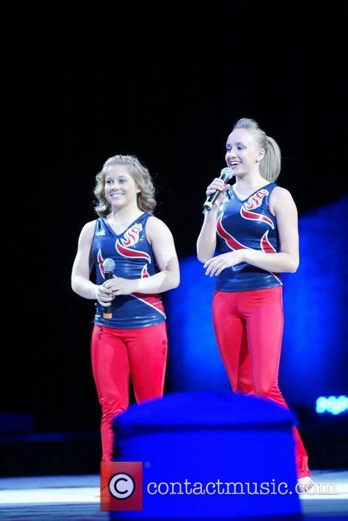 Gymnastics Superstars Of Team Usa Perform At The Verizon Center 8