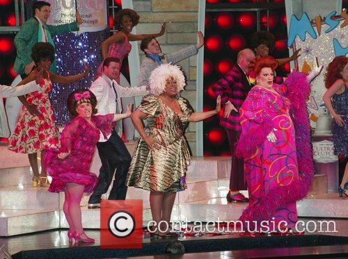 The Final Performance of the Broadway Musical 'Hairspray'...