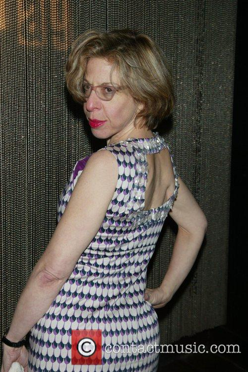 jackie hoffman after party for the final performance of