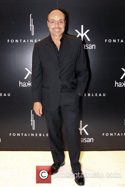 Alfred Portale The grand opening of Hakkasan at...
