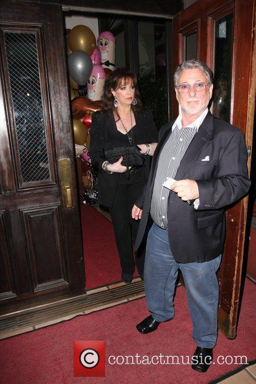 Jackie Collins and Elton John 1