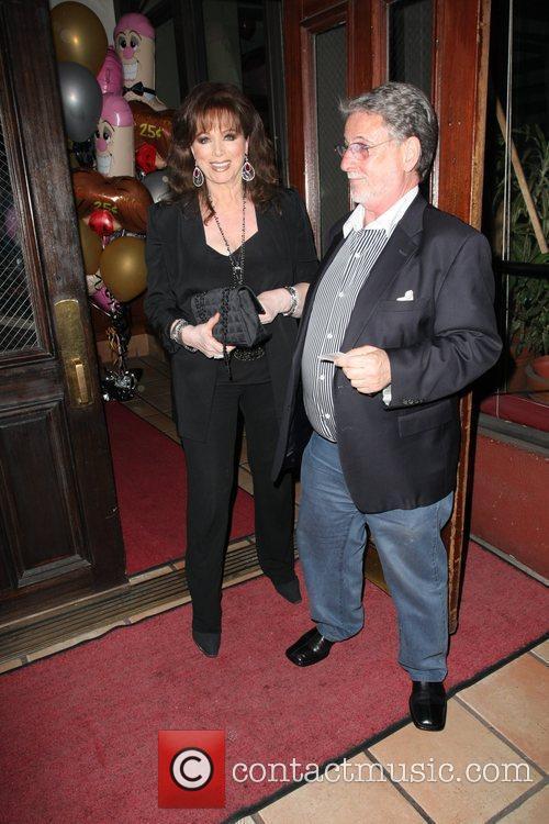 Jackie Collins and Elton John 2
