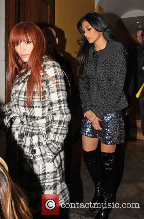 Jessica Sutta and Nicole Scherzinger 3