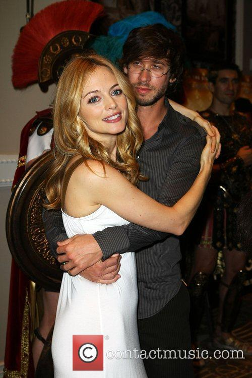 Heather Graham and Boyfriend Yaniv Raz 10