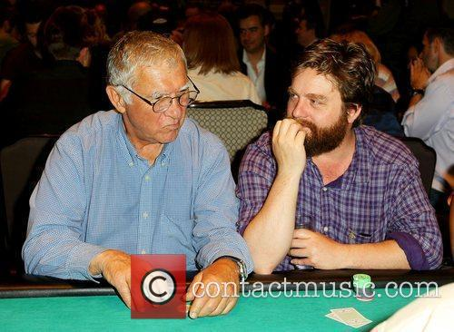 Zach Galifianakis and His Father Harry 2