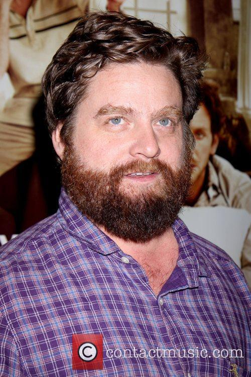 Zach Galifianakis, Caesars Palace