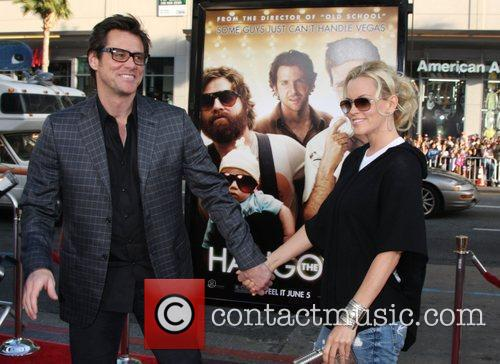 Jim Carrey and Jenny Mccarthy 2