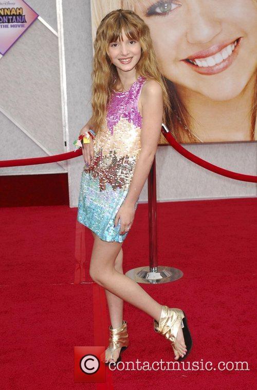 Bella Thorne and Walt Disney 1