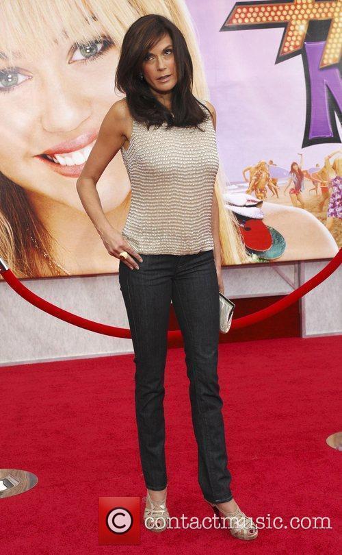 Teri Hatcher and Walt Disney 1
