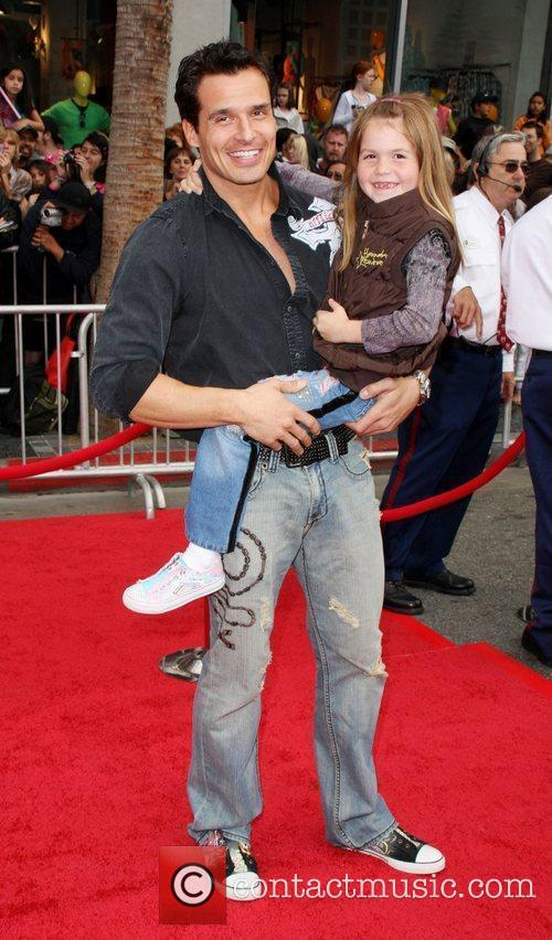 Antonio Sabato Jr and Walt Disney 2