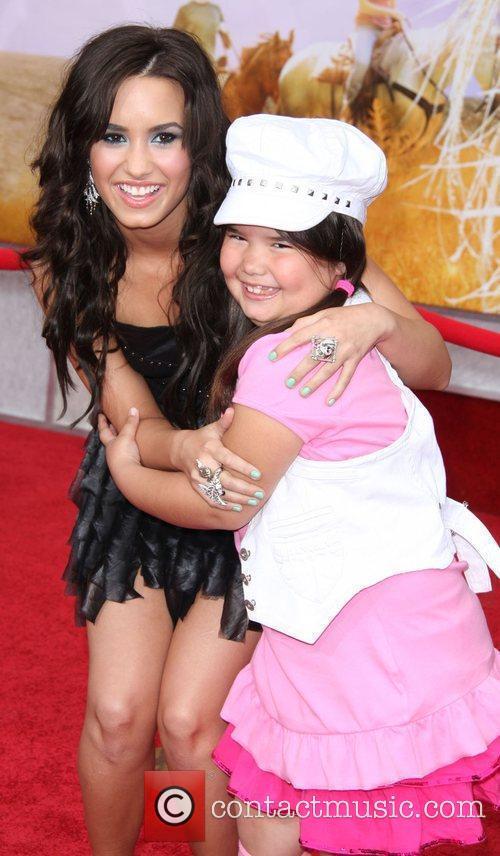 Demi Lovato and Walt Disney 5