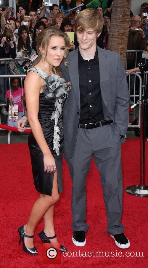 Emily Osment and Walt Disney 7
