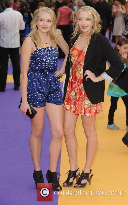 Sam and Amanda Merchant UK film premiere of...