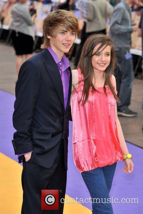 Madeline Duggan and Thomas Law  Hannah Montana...