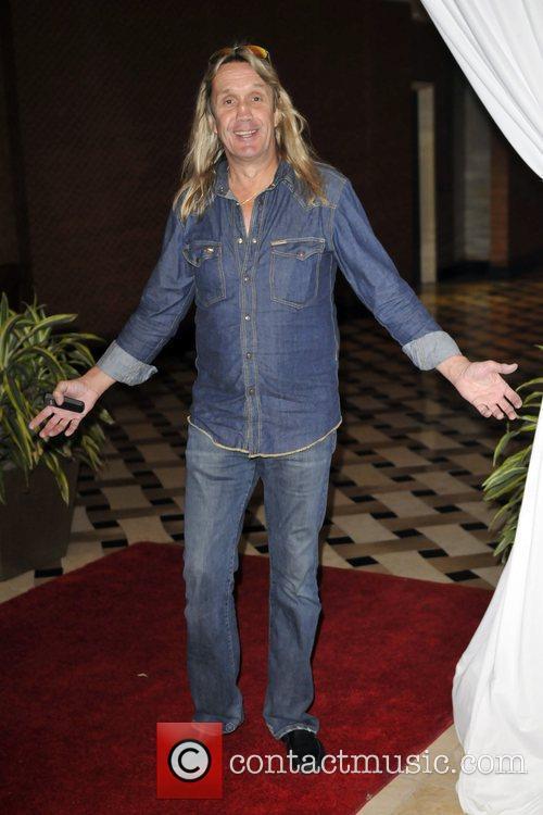 Nikko McBrain at the Seminole Hard Rock Hotel...