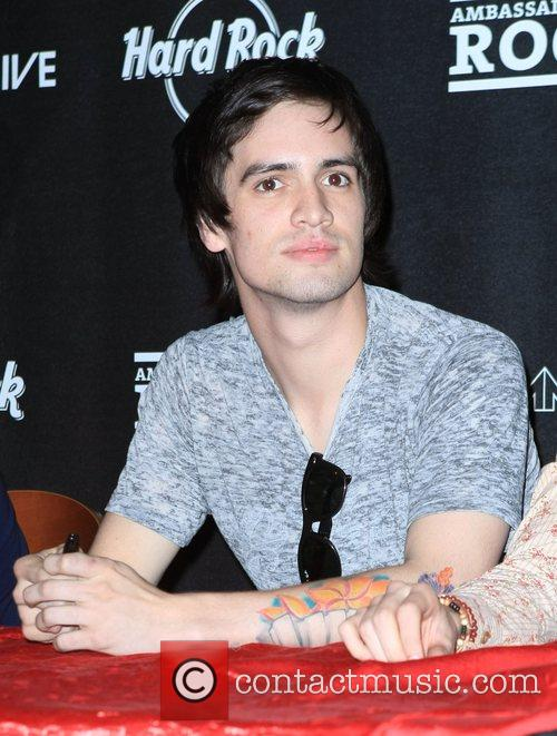 Panic At The Disco and Las Vegas 9