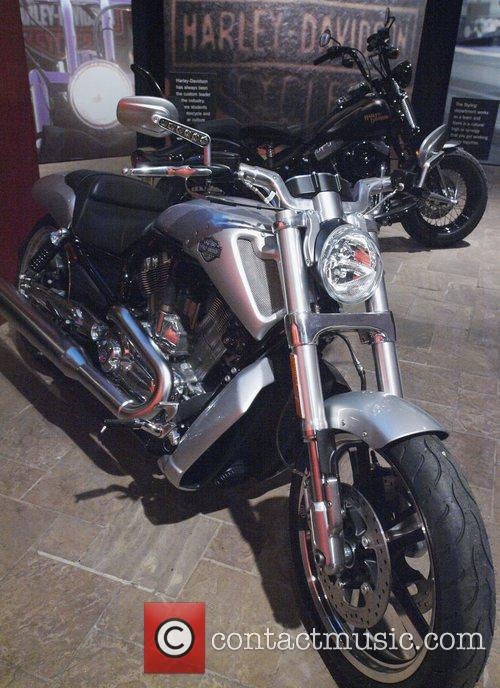 Harley-Davidson presents The Evolution of an Icon at...