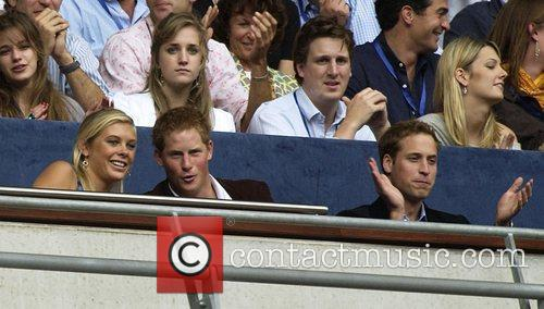 Prince Harry and Prince William 7