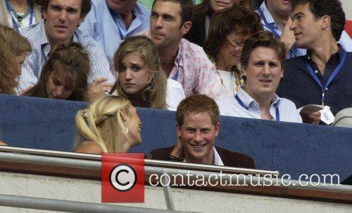 File photo  * PRINCE HARRY DUMPED BY...