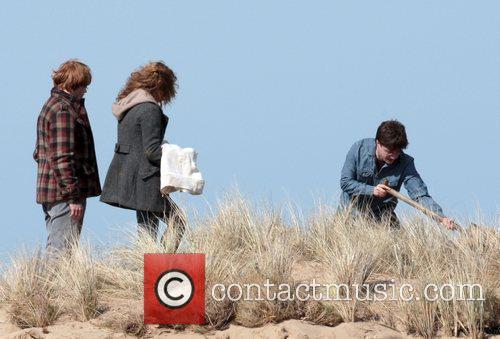 Rupert Grint, Emma Watson, Harry Potter, Daniel Radcliffe and Ron Weasley 5