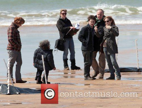 Rupert Grint, Emma Watson, Harry Potter, Daniel Radcliffe and Ron Weasley 4