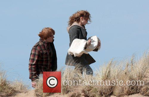 Rupert Grint, Harry Potter, Emma Watson and Ron Weasley 3
