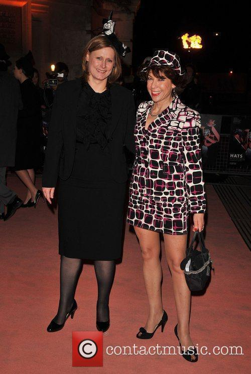 Sarah Brown and Kathy Lette 7