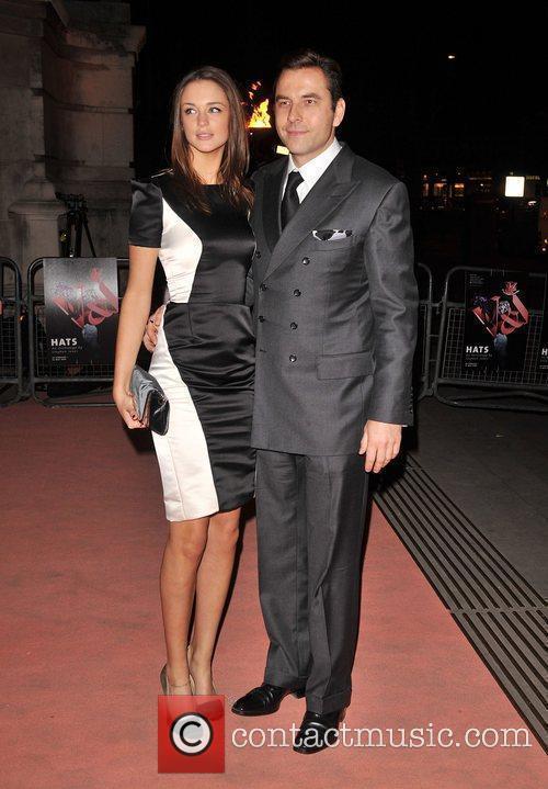 David Walliams and Lauren Budd 11