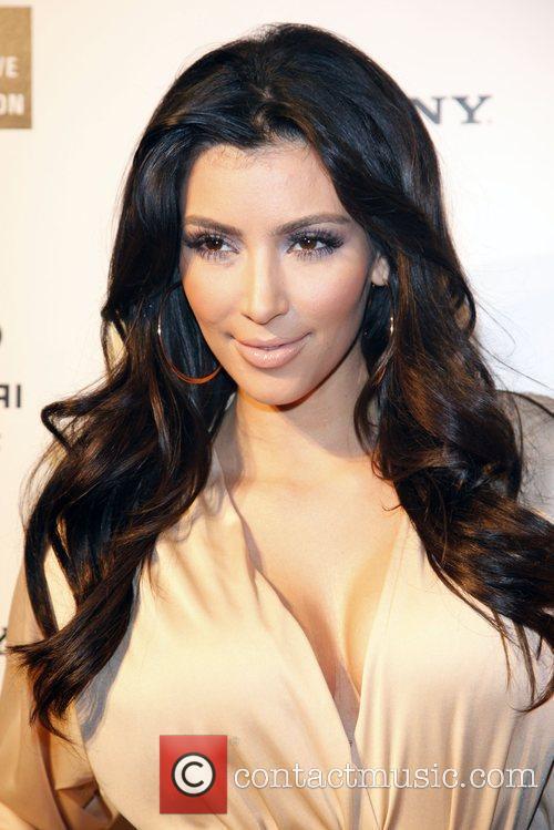Kim Kardashian and Jamie Kennedy 2
