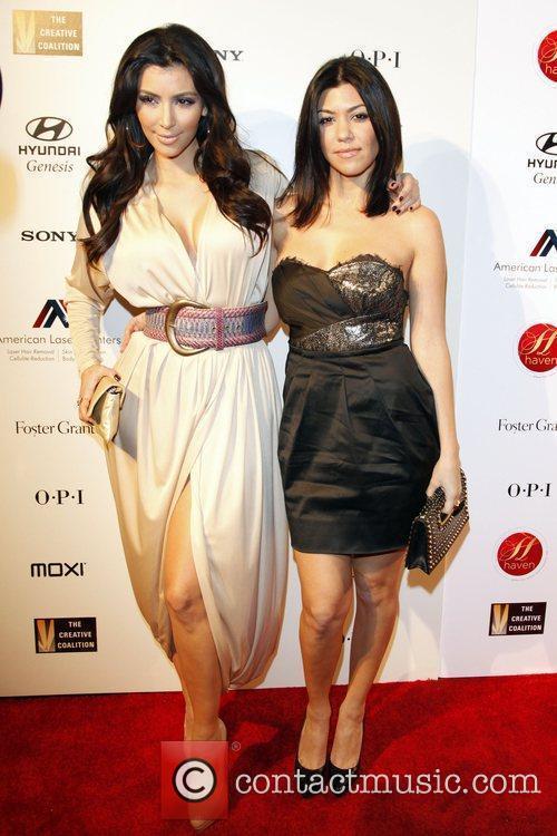 Kim Kardashian and Jamie Kennedy 3