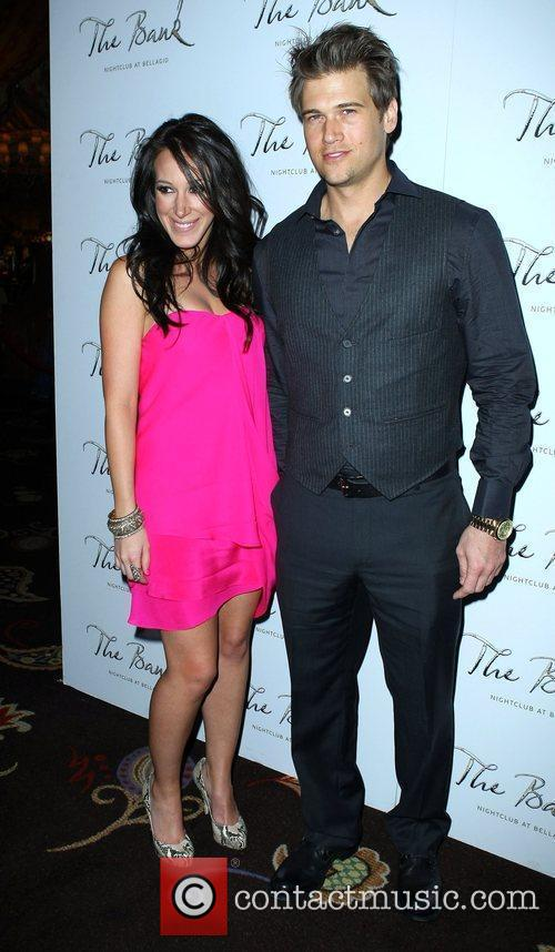 Haylie Duff and guest celebrates her birthday at...