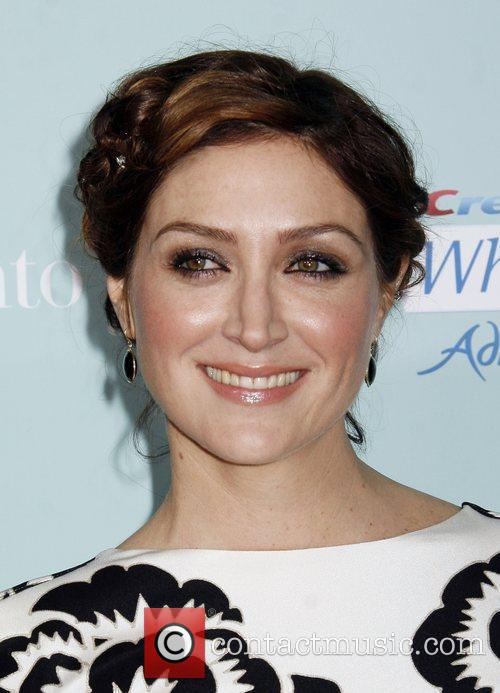 Sasha Alexander attends the Los Angeles Premiere of...