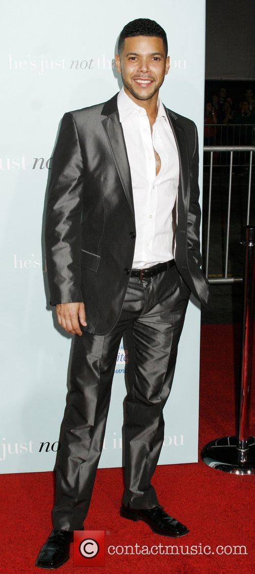 Wilson Cruz attends the Los Angeles Premiere of...