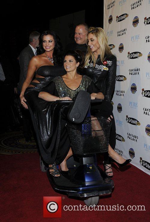 Candice Michelle, Danica Patrick, Vanessa Rousso The 5th...