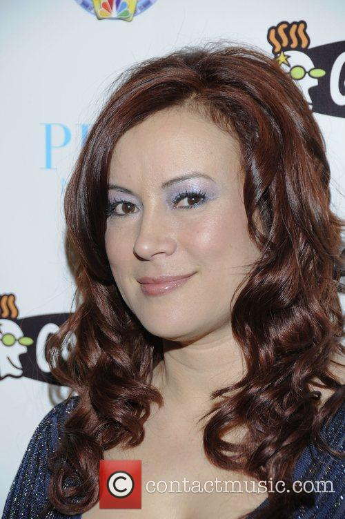 Jennifer Tilly The 5th Annual National Heads-Up Poker...