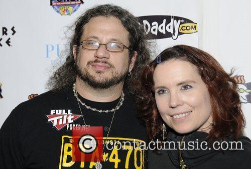 Joe Reitman and Annie Duke  The 5th...