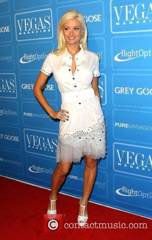 Holly Madison Vegas Magazine celebrates it's 6th anniversary...