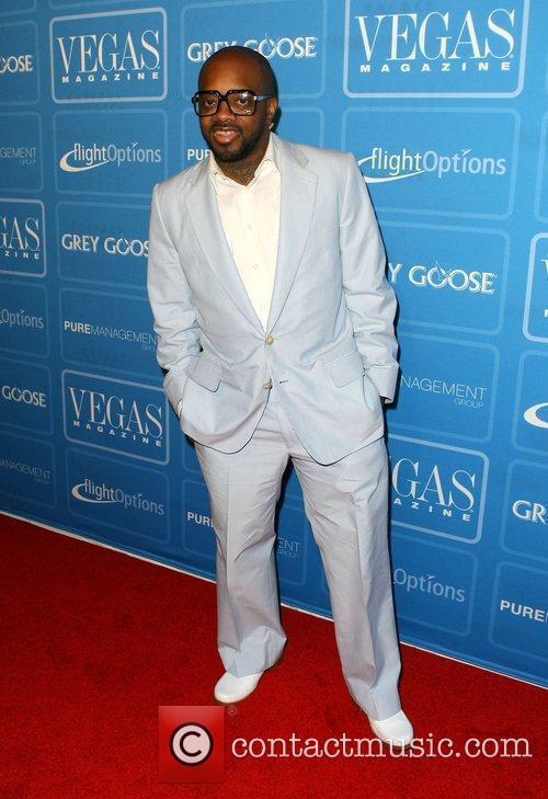 Jermaine Dupri Vegas Magazine celebrates it's 6th anniversary...