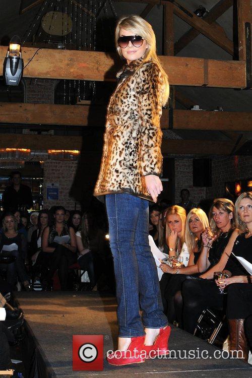 Laras Boutique fashion showcase at 4 Dame Lane