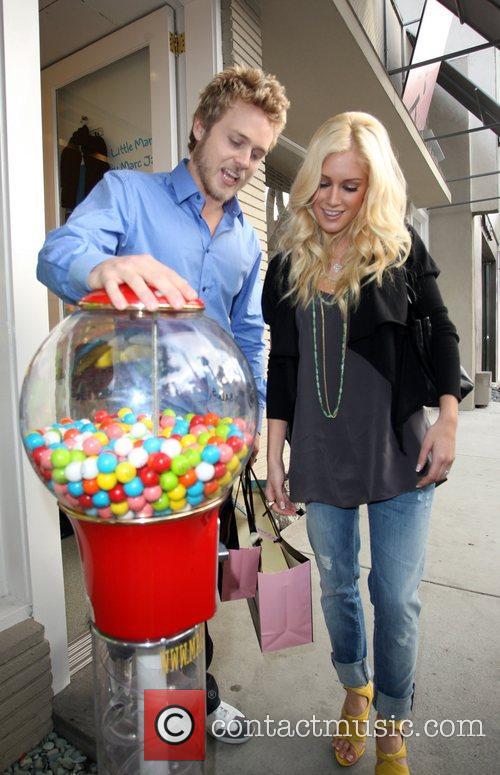 Heidi Montag and Spencer Pratt 11
