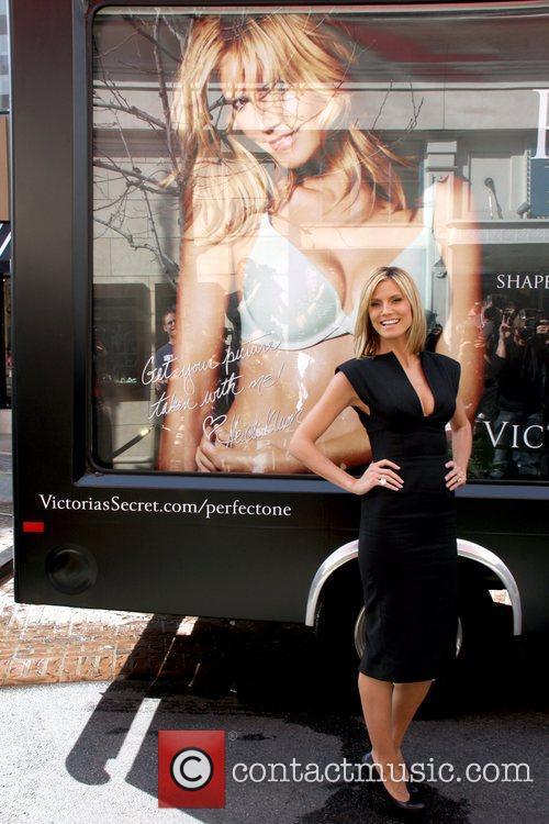 Heidi Klum and Victoria's Secret 12