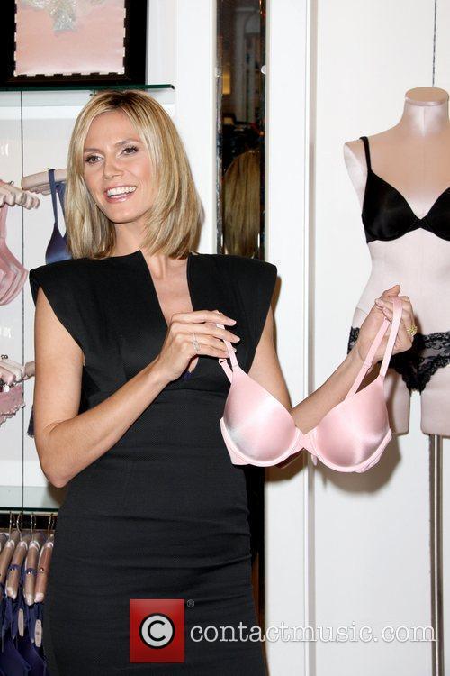 Heidi Klum and Victoria's Secret 2