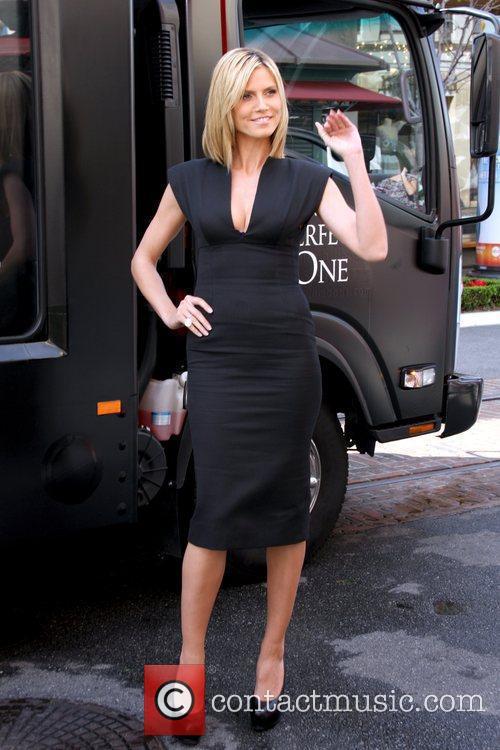 Heidi Klum and Victoria's Secret 6