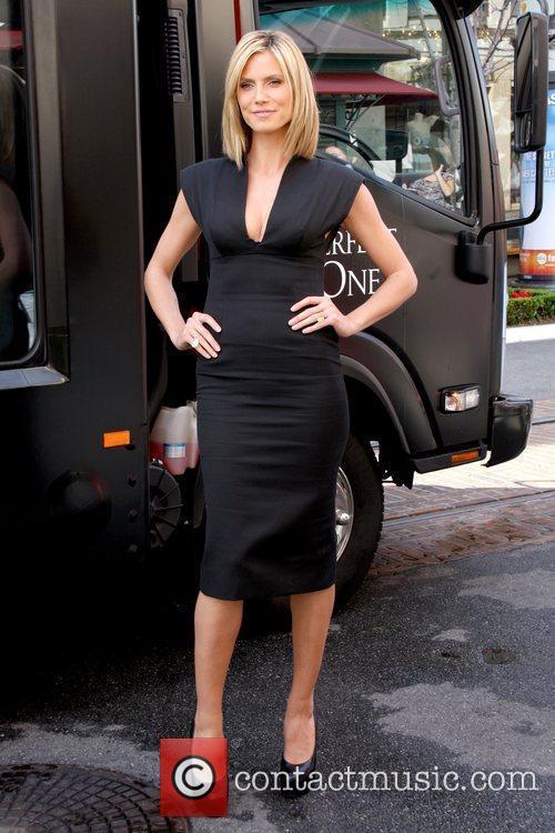 Heidi Klum and Victoria's Secret 21