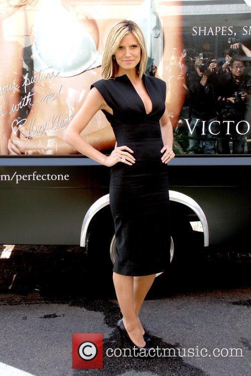 Heidi Klum and Victoria's Secret 13