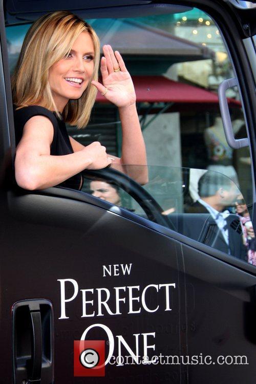 Heidi Klum and Victoria's Secret 22