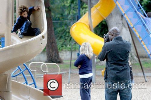 Henry Samuel and Seal Heidi Klum and Seal...